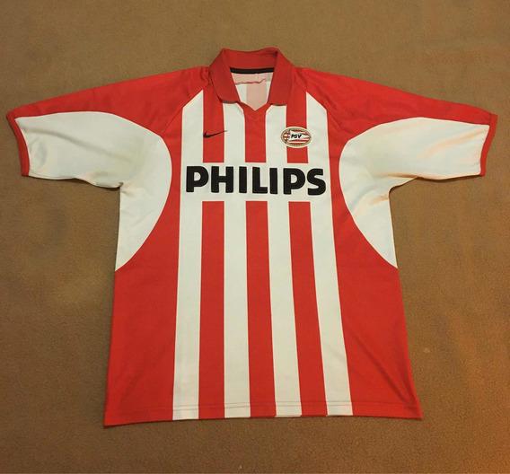 Camisa Psv Eindhoven Home 2000/2002 - Nike