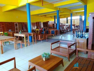 Ponto Comercial À Venda, Coité, Eusébio. - Codigo: Pt0146 - Pt0146