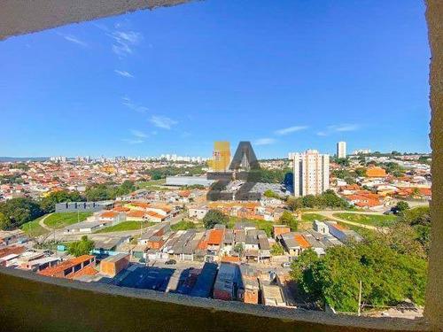 Imagem 1 de 17 de Apartamento Com 2 Dormitórios À Venda, 52 M² Por R$ 280.000,00 - Centro - Sorocaba/sp - Ap7149