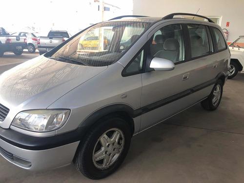 Imagem 1 de 13 de Chevrolet Zafira 2003 2.0 16v 5p