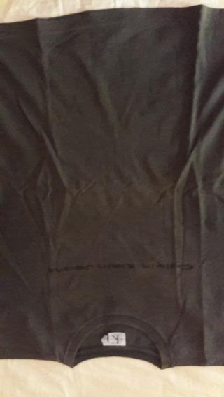 Remera Calvin Klein Gris Oscura Talle L/xl