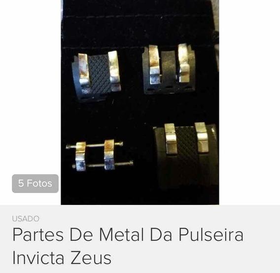 Partes Metal Pulseira Invicta Bolt