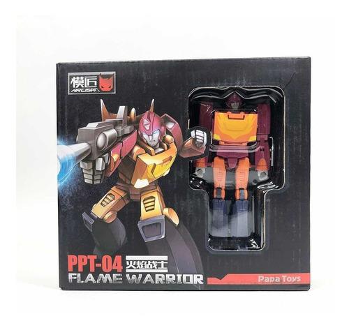 Transformers Hot Rod G1 Papa Toys Generation Escala Legends