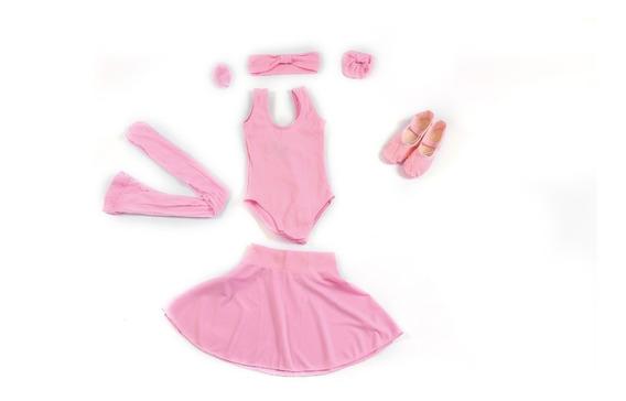 Roupa Ballet Regata Infantil