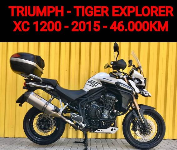 Triumph Explorer Xc 1200