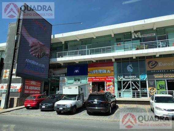 Local En Renta En Plaza Pabellon Lomas De Angelopolis San Andres Cholula Puebla
