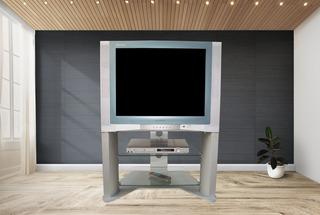 Tv Audiologic Ga-9-2991ft 29 + Dvd Avd-870s + Mesa