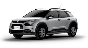 Citroën C4 Cactus Vti Live Mt 1.6 115cv En Cuotas