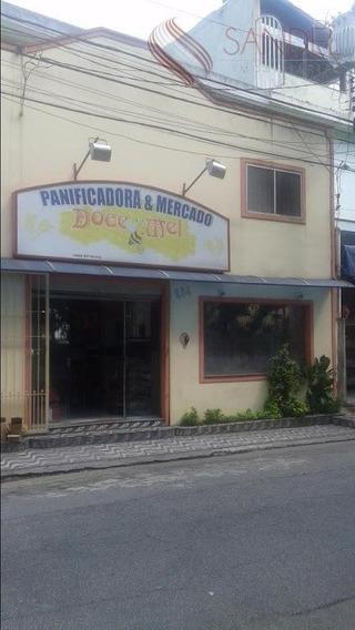 Excelente Sobrado Com Ponto Comercial - 280 M² - Vila Constancia - So0163