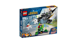 Lego Superman & Krypto Team-up 76096 Giro Didáctico