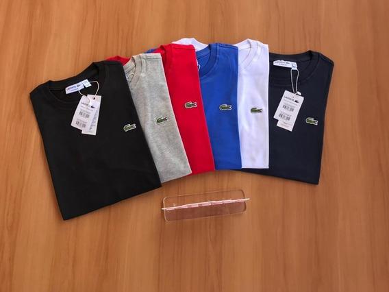 Kit 4 Camisetas Masculinas As Peruanas Promoção Kit
