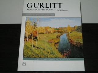 Gurlitt - Album For The Young Opus 140 For The Piano