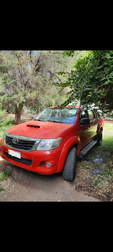 Toyota Hilux Doble Cabina Full Equipo