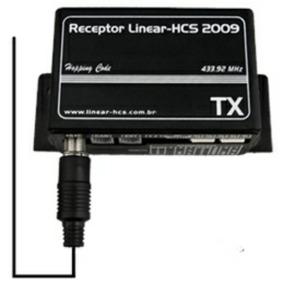 Receptora Linear Hcs 2009 Tx 4 +2 Brindes