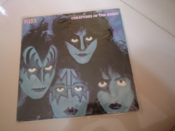 Lp Kiss - Creatures Of The Night