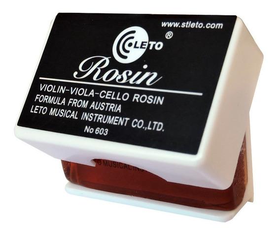 Breu Rosin P/ Violino/viola/violoncelo- 603 F. Austria 10 Un