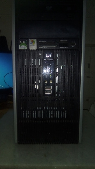 Cpu Hp Dc5750 Amd Sempron 1.8ghz 2gb Ram 80gb Hd