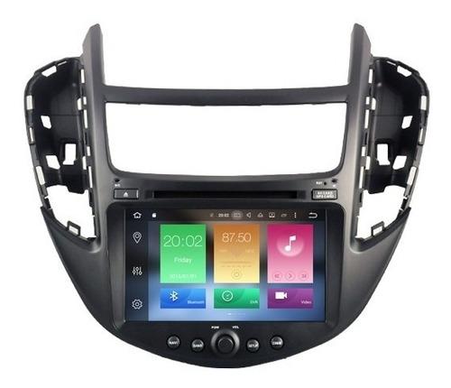 Radio Gps Bluetooth Chevrolet Tracker Android 9 64gb 4gb