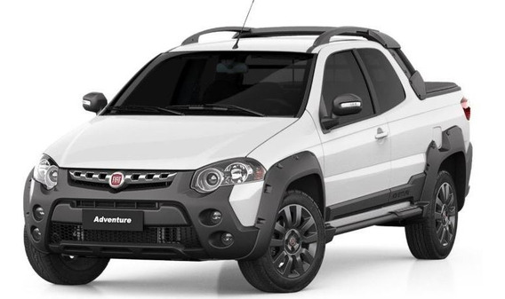 Fiat Strada Adventure 1.8 Flex Manual 20/20 0km
