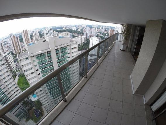 Lindo Apartamento De 212m² 4 Dormitórios 2 Suítes E 4 Vagas - Ap0459