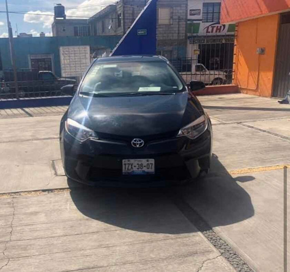 Toyota Corolla 1.8 Base Mt 2016