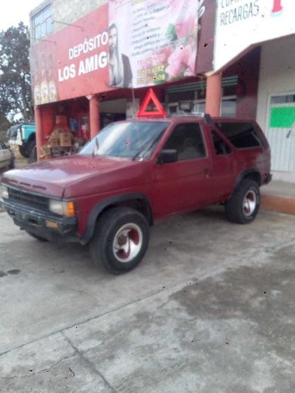 Nissan Pathfinder Vagoneta 1988