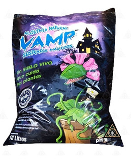 Sustrato Vamp 10 Litros 100% Ecologico
