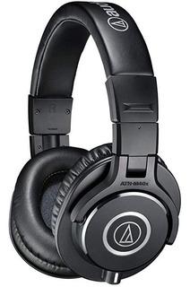 Auriculares Profesionales Audio-technica, Negro, S
