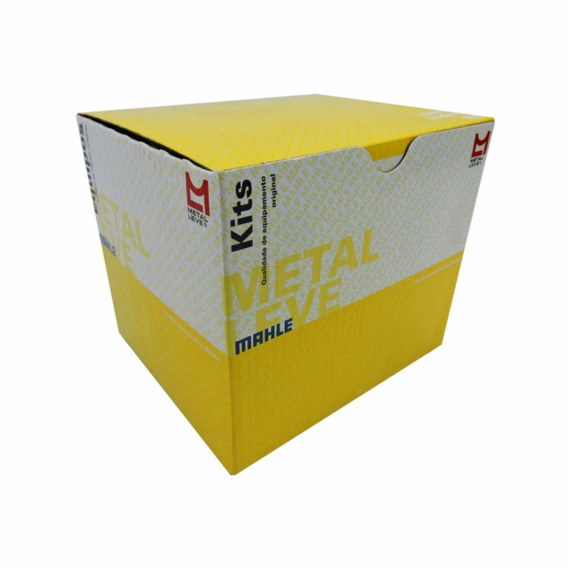 Kit Cilindro Pistão Anel Cbx 200 Strada Xr 200 Nx 200 Std Metal Leve