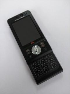 Celular Sony Ericsson-w910i-desbloqueado-semi-novo