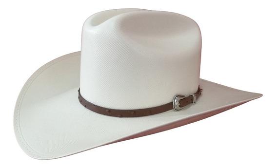 Sombrero Vaquero 300 X Marca West Point Natural Hoja Arroz
