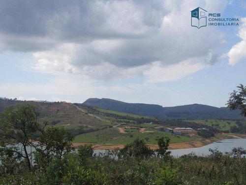 Imagem 1 de 28 de Terreno À Venda, 980 M² Por R$ 165.000,00 - Ponta Do Sol - Capitólio/mg - Te0400