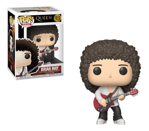 Brian May Queen Funko Pop Rock Music