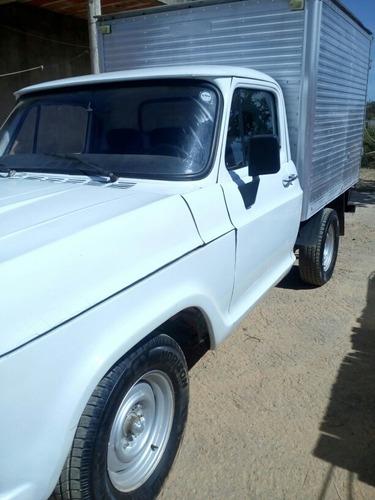 Imagem 1 de 8 de Pik Up Chevrolet D 10 Ano 81 Carroceria Bau