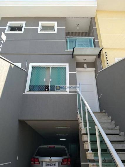 Sobrado Com 3 Dormitórios À Venda, 178 M² Por R$ 700.000 - Vila Nivi - São Paulo/sp - So0039