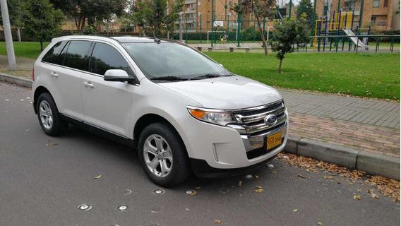 Ford Edge Limited 2013, 66000km, Único Dueño