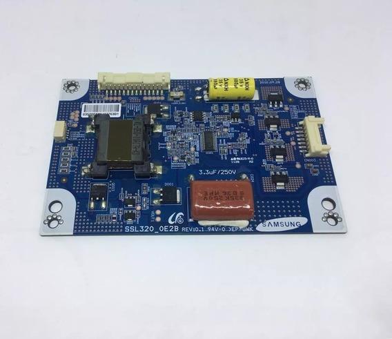 Placa Drive Led Toshiba Sti Mod Le3250(b)wda Ss320 Oe2b
