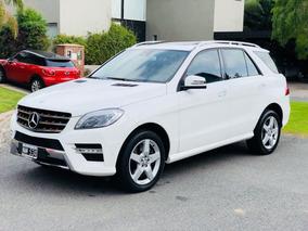 Mercedes-benz Ml 3.5 Ml350 4matic Sport B.eff Techo