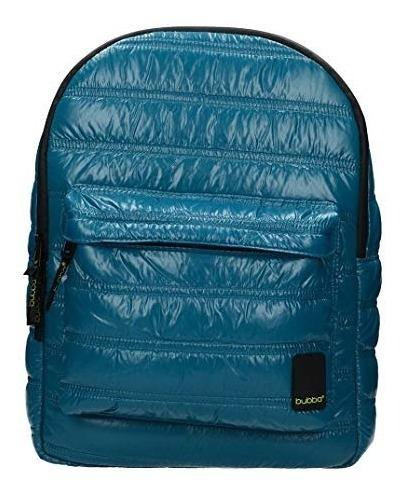 Mochila Bubba Bags Regular Azure Azul Marino Cuotas - Selfie
