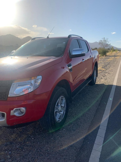 Ford Ranger Limited At 3.2 2015