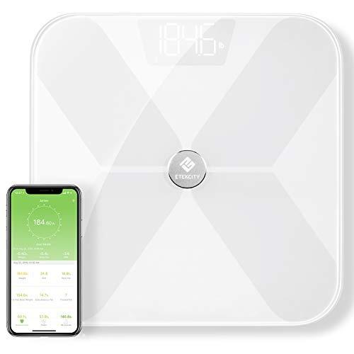 Etekcity Smart Bmi - Báscula De Peso Digital Inalámbrica Pa