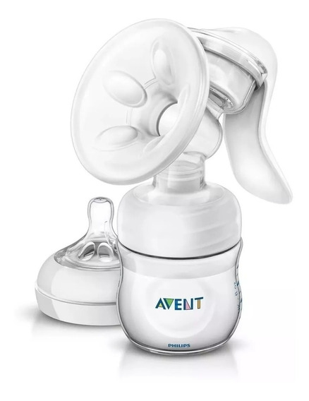 Sacaleche Extractor Manual Leche Avent Philips Babymovil