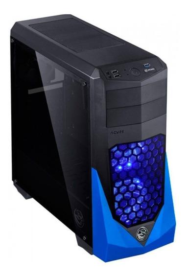 Pc Gamer Intel I5 3.2+memória Ram 8gb+gtx 1050 Ti 4gb+hd 1tb