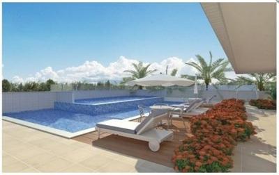 Apartamento Para Venda Em Natal, Petrópolis, 3 Dormitórios, 1 Suíte, 2 Banheiros, 2 Vagas - Palazzo Cristal 97m²