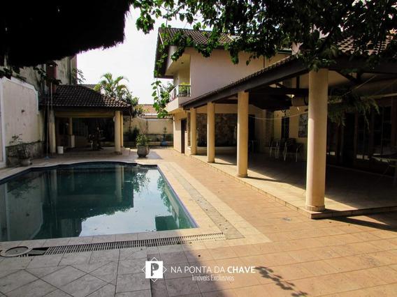 Casa Com 4 Dormitórios À Venda, 440 M² Por R$ 1.331.420,00 - Parque Dos Pássaros - São Bernardo Do Campo/sp - Ca0025