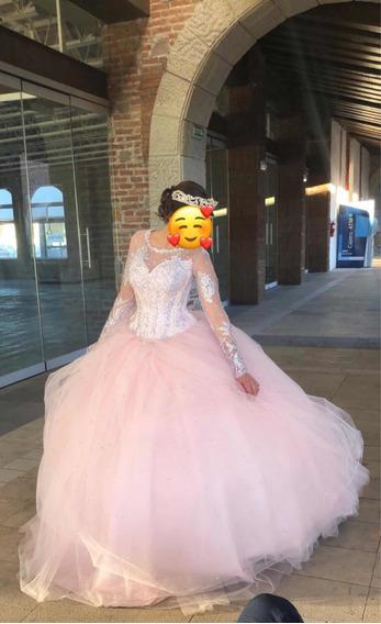 Vestido Quinceañera, Tipo Princesa