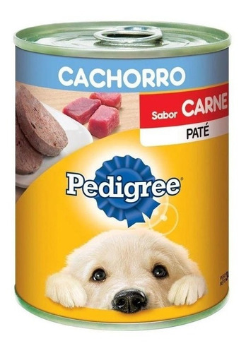 Imagen 1 de 2 de Pate Pedigree Perro Cachorros 340 Gramos
