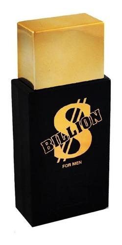 Billion For Man Paris Elysees Perfume Masculino De 100 Ml