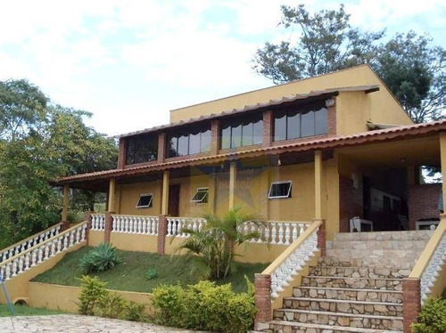 Chácara À Venda, 5100 M² Por R$ 590.000,00 - Pedra Vermelha - Mairiporã/sp - Ch0924