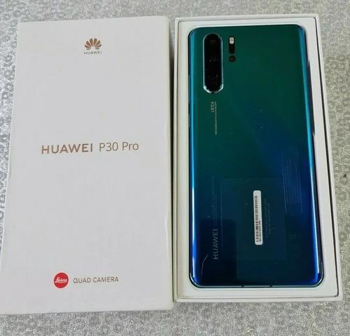 Huawei P30 Pro - 128gb - Azul Medianoche (desbloqueado)